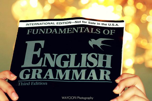 文法より単語:文法を知らなかったアメリカ人大学生達から学ぶ教訓