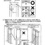 家具の組み立て方マニュアル