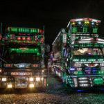 トラック野郎の電飾トラック