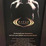 Rizapのポスター