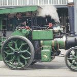 スチームエンジントラック