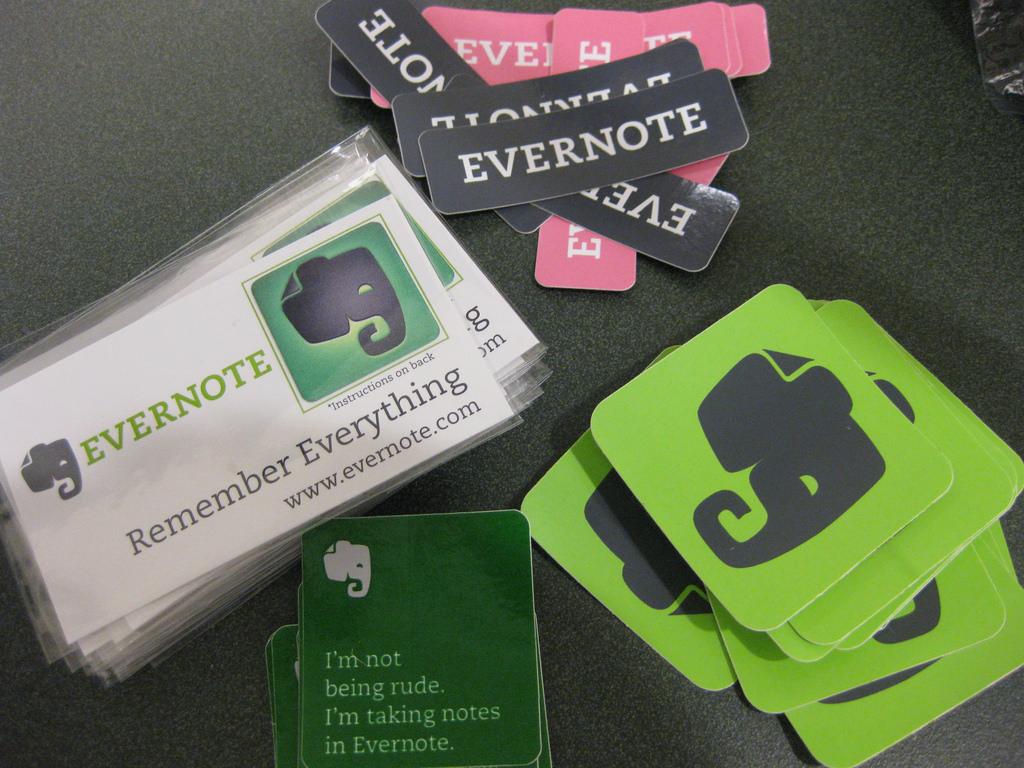 Evernoteのロゴ集