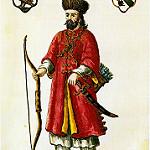 東方見聞録を書いたマルコポーロの肖像画