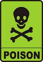 Poisonの注意書き