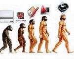 人間の進化過程