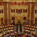 世界最大の蔵書数を誇るワシントンDCにある議会図書館