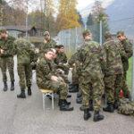 陸軍兵士たち