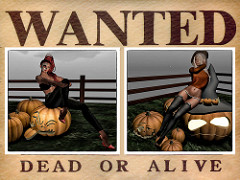 Poster:Wanted, dead or alive