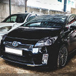 ToyotaのPrius