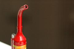 液体容器ノズル部分