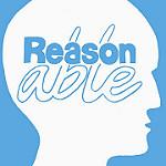 Reason+ableと書かれている頭脳