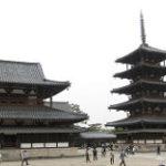 奈良県にある法隆寺