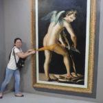 今マニラで人気の参加型アート:3D博物館