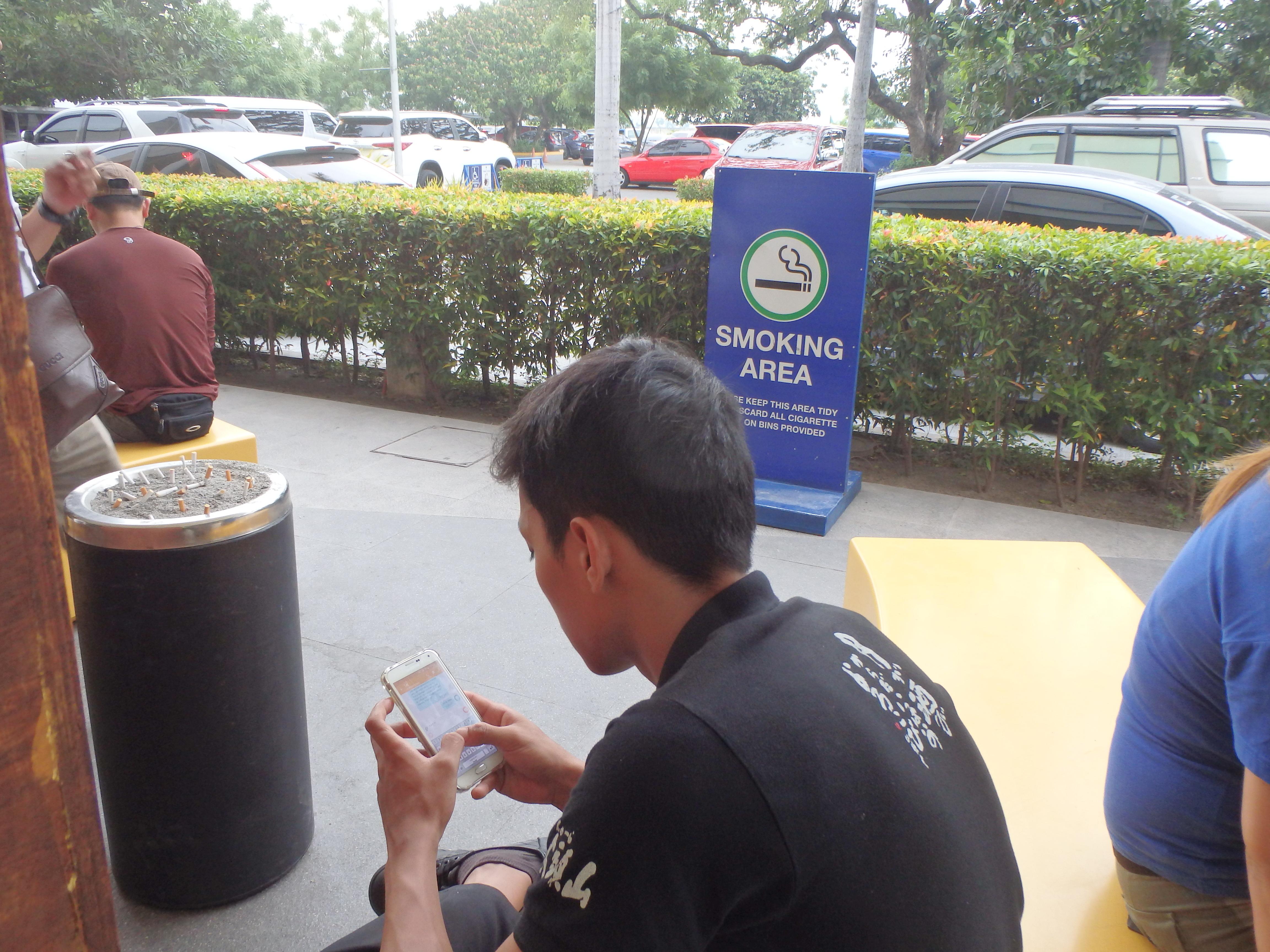 フィリピンでびっくりさせられる日本国産タバコの値段