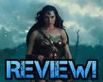 ReviewとかかれたWonder Womanの写真