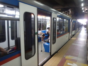 MRTアヤラ駅