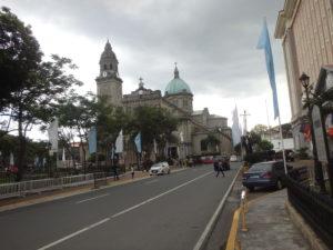 マニラ大聖堂外観