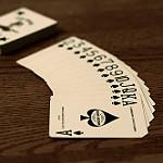トランプのスペードカード