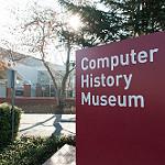 写真はシリコンバレーにあるコンピューター史博物館
