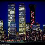 ニューヨークのワールドトレードセンター