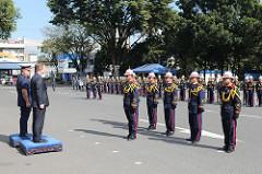 マニラにある警察国家本部