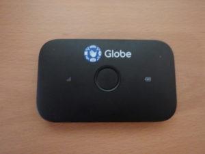 三台目のGlobes社製ポケットWifi