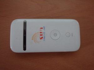 フィリピンで一番最初に購入したSun社製のポケットWifi