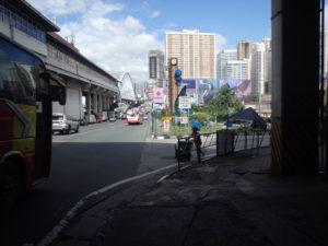 MRTグァダルーペ駅下車付近