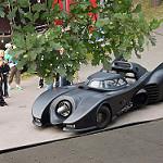 バットマンの車