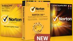 アンチビールスソフトNortonの新バージョン