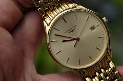 Longinesの腕時計