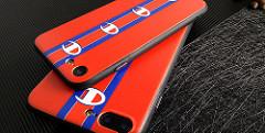 Iphone8の流行カバー