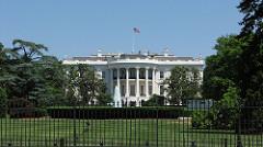 アメリカ大統領官邸White House
