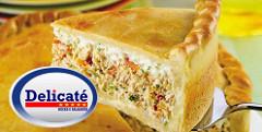 Delicateという会社のケーキパイ