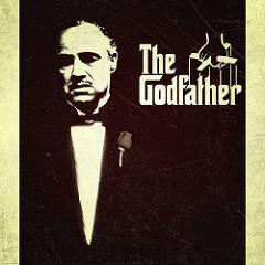 ゴッドファーザーの映画のポスター