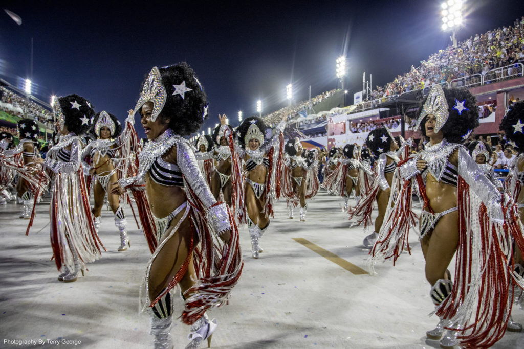 リオの踊り子たち