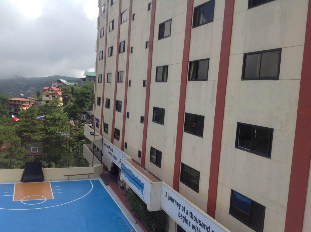 MONOL建物の全景の一部