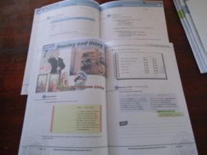 MONOLの2冊1セットの教科書