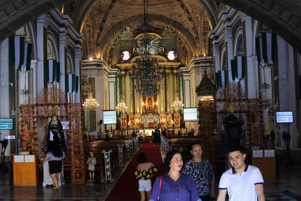 サンアグスティン教会の中