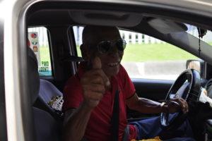 79歳のタクシードライバー