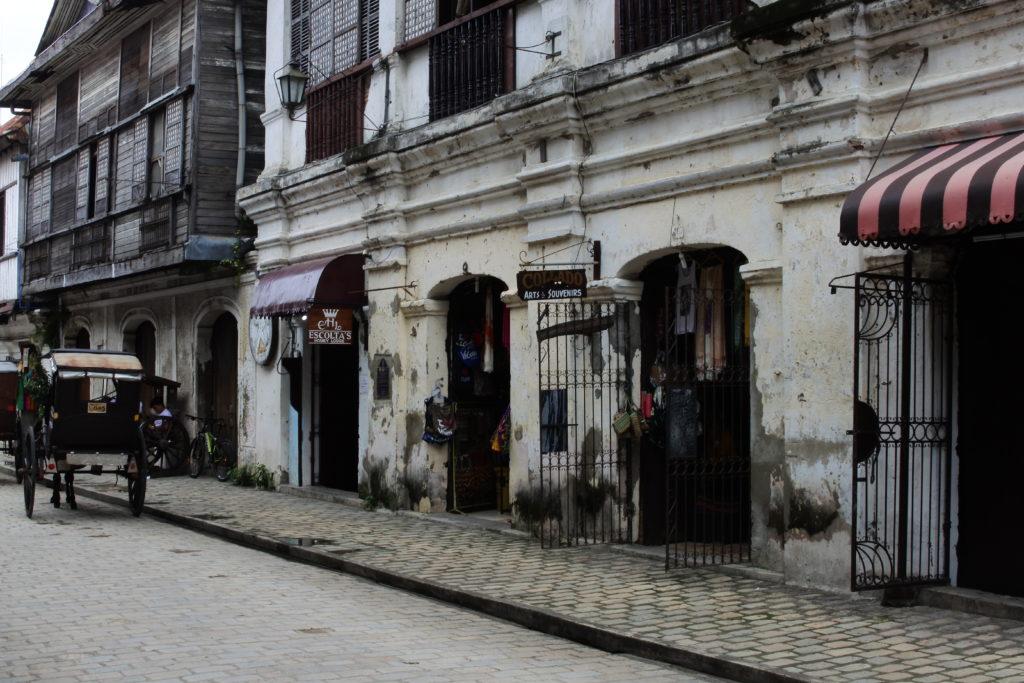 Escolta Hotelの入口付近の写真