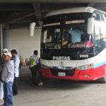 バギオからマニラへのバス移動はBus Terminal Baguioが便利