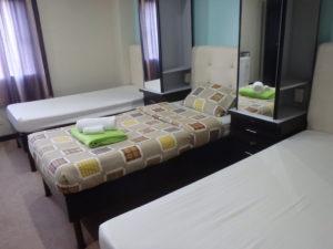 MONOLの3人部屋