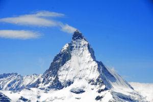 ヨーロッパの名峰マッターホルン