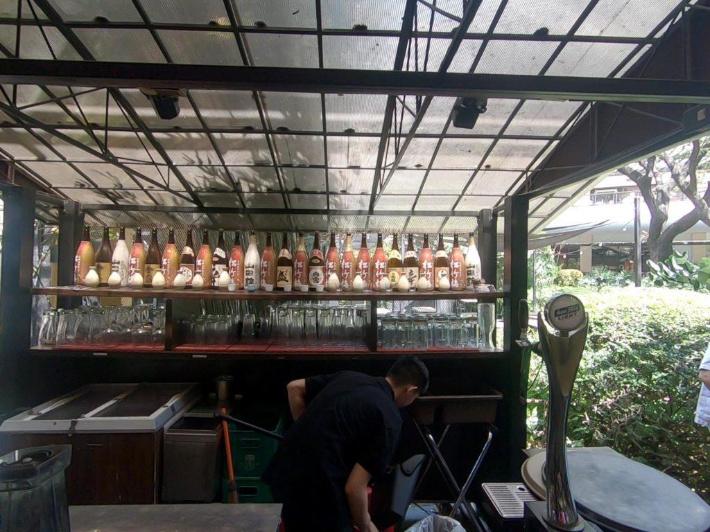 和民の日本酒バー