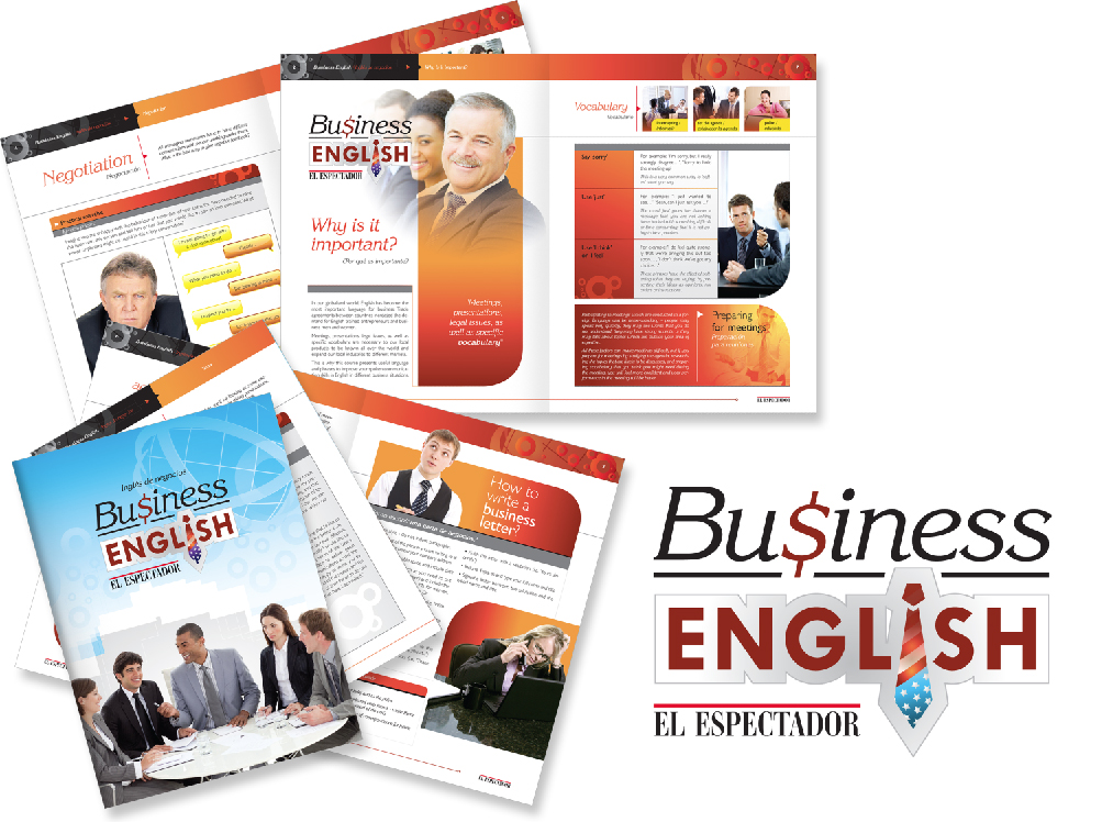 business Englishのテキスト