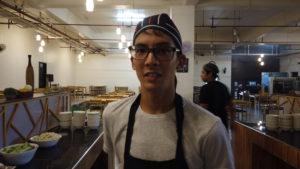 日本人厨房責任者