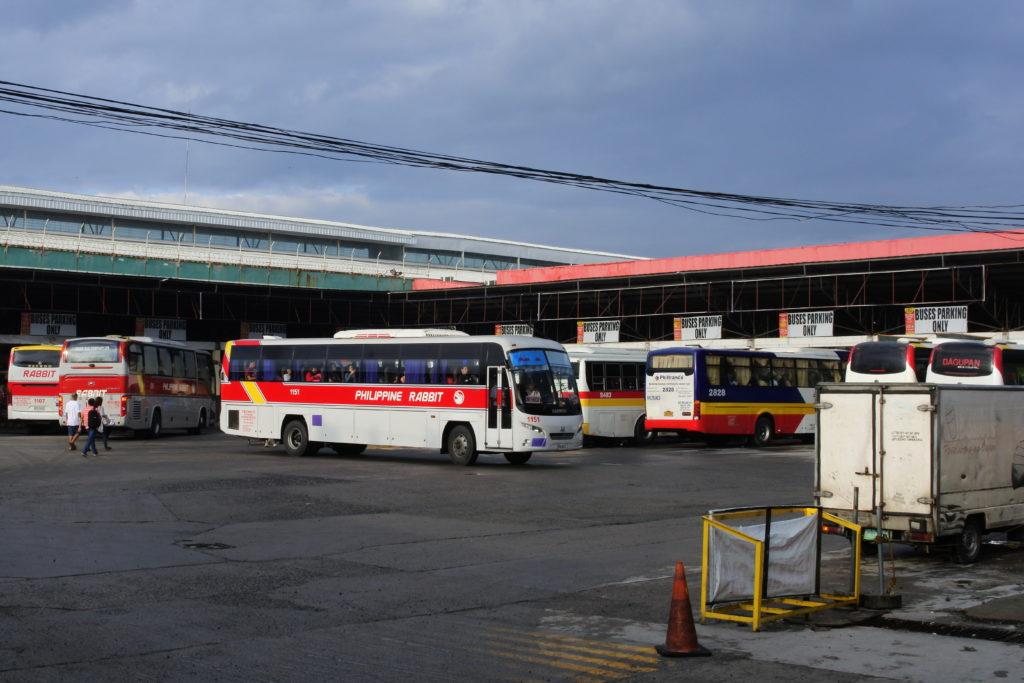 DAUバスターミナル