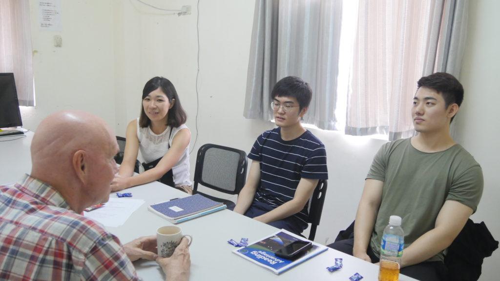 Hana Academyのネイティブグループ授業