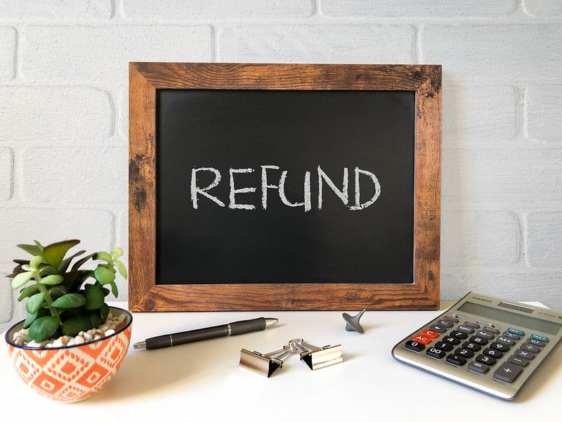 フィリピン語学学校で中途退学の場合お金は戻ってくるか:返金規定
